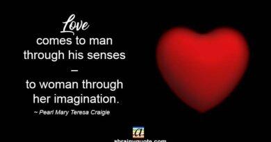 Pearl Mary Teresa Craigie on Senses and Imagination