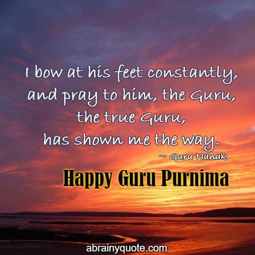 guru nanak quotes on the true guru shows the way abrainyquote