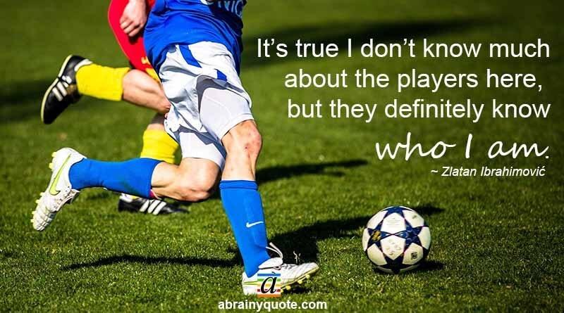 Zlatan Quotes on the Players of Paris Saint Germain